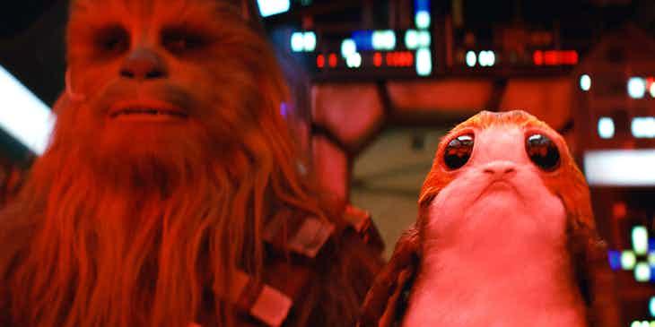 Star Wars VIII Novedades EW