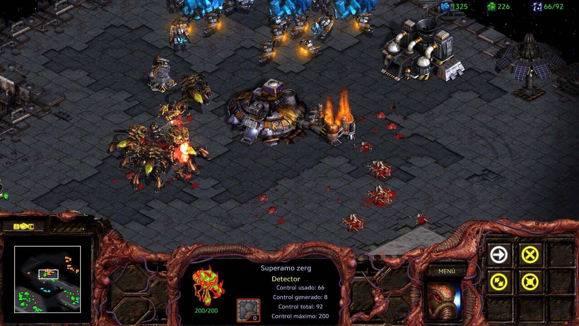 StarCraft Remastered - Versión HD