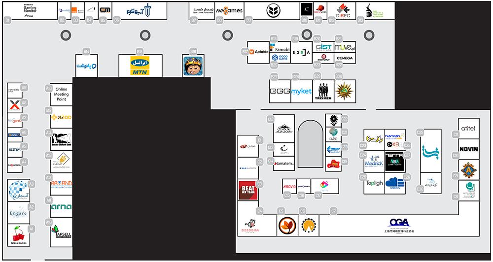 TGC Map 1