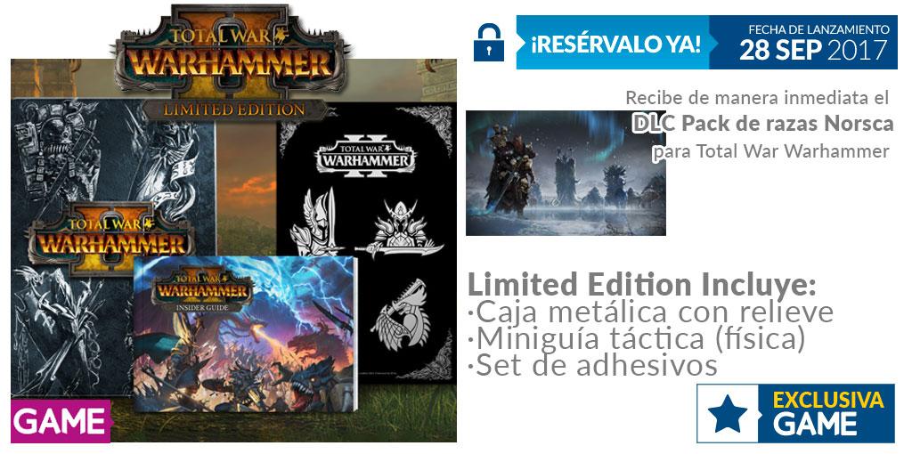 Total War Warhammer 2 GAME