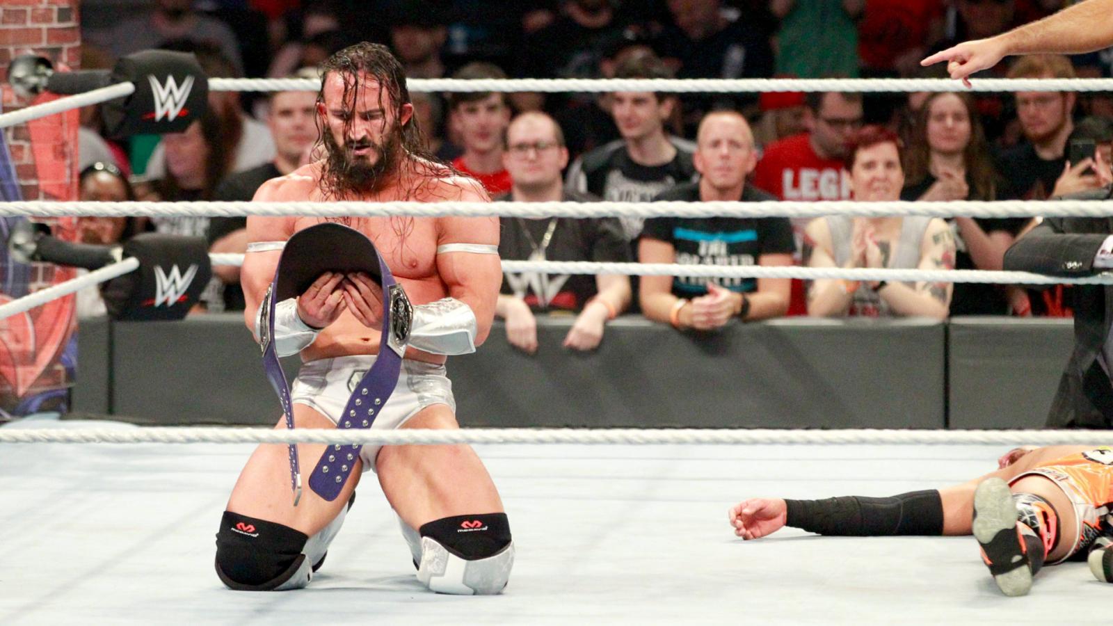 WWE SummerSlam 2017 - Campeonato Crucero - Akira Tozawa vs. Neville