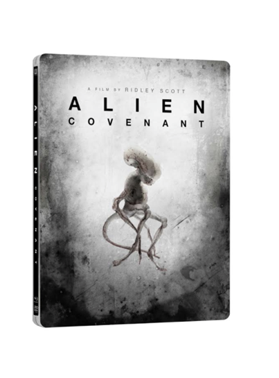 Alien: Covenant Steelbook