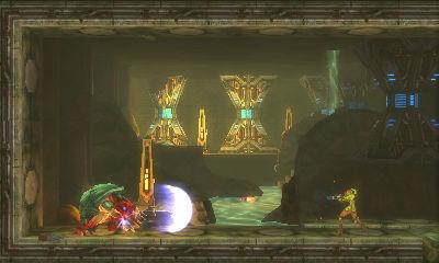 Metroid Samus Returns 3DS análisis