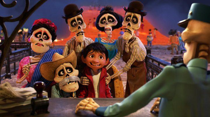 Coco película de Pixar