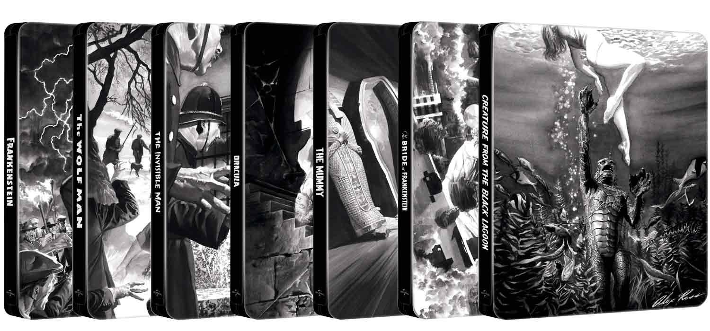 Colección Monstruos de Universal