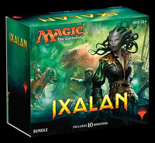 Concuso Bundle Pack de Magic: The Gathering de Ixalan