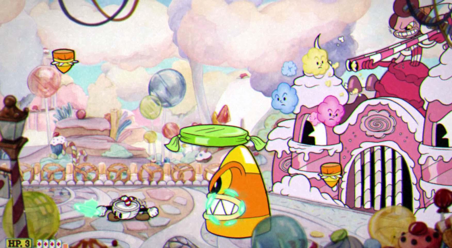 Cuphead en Xbox One