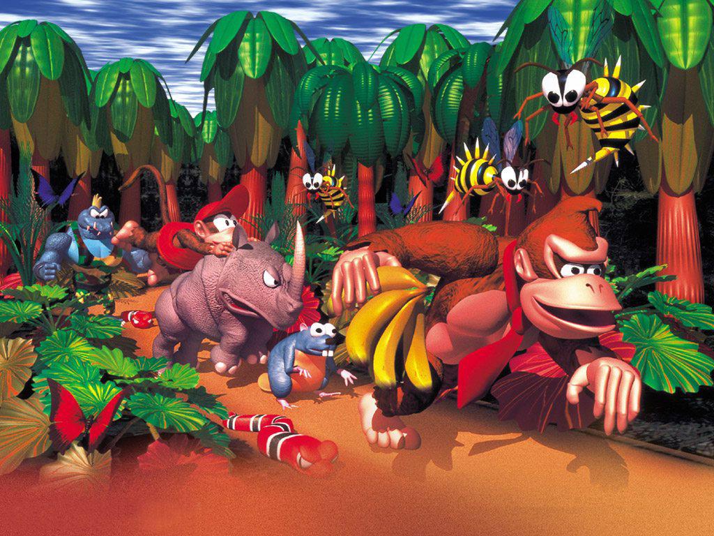 Análisis De Donkey Kong Country Antes De Snes Mini
