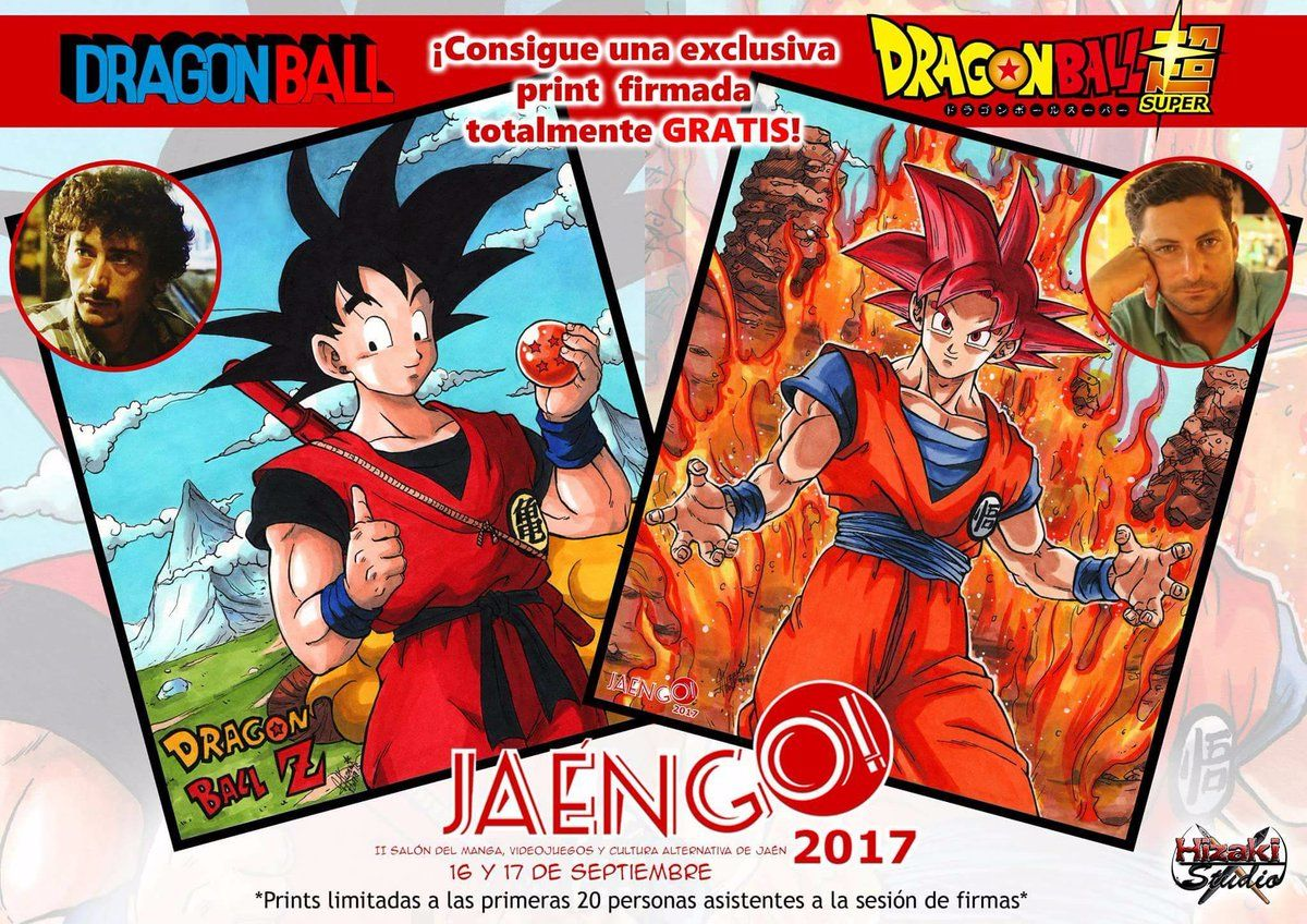Dragon Ball Super Jaén