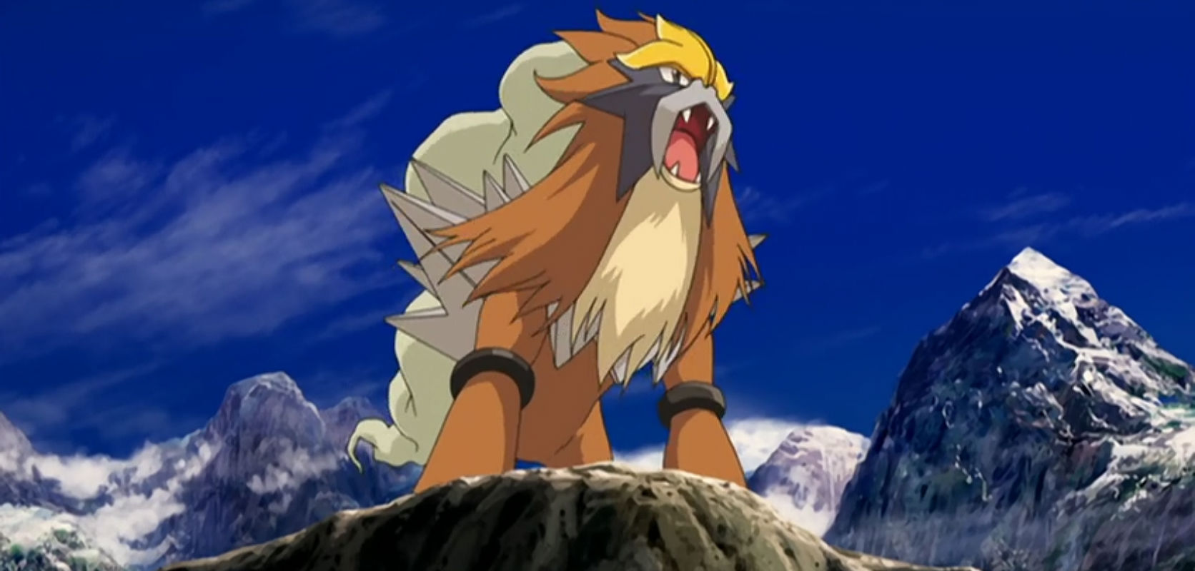 Entei Pokémon