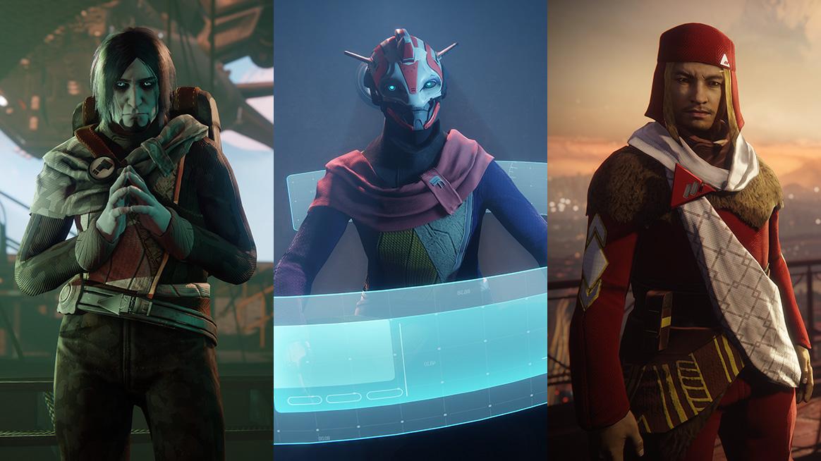 Facciones Destiny 2