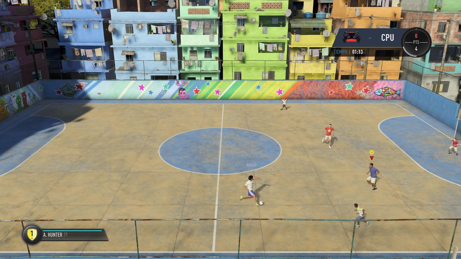 FIFA 18 El Camino