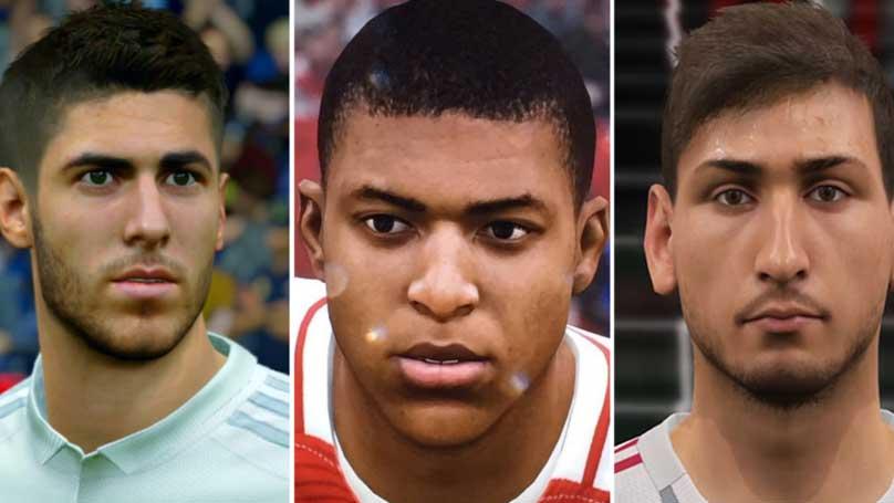 FIFA 18 jóvenes