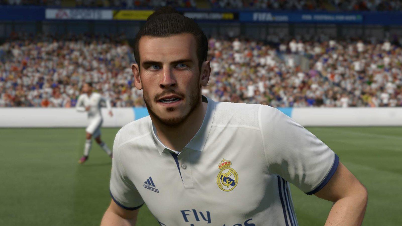 FIFA 18 jugadores más rápidos