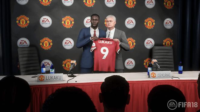 FIFA 18 modo carrera