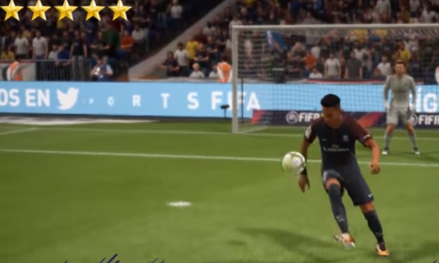FIFA 18 regates