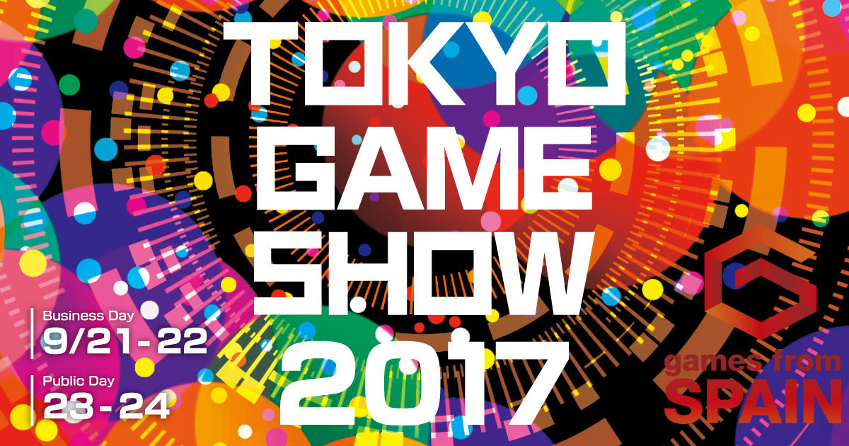 Games from Spain en Tokyo Game Show