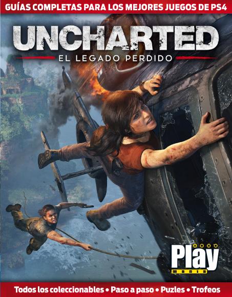 Guia de Uncharted El Legado Perdido en Playmania 227