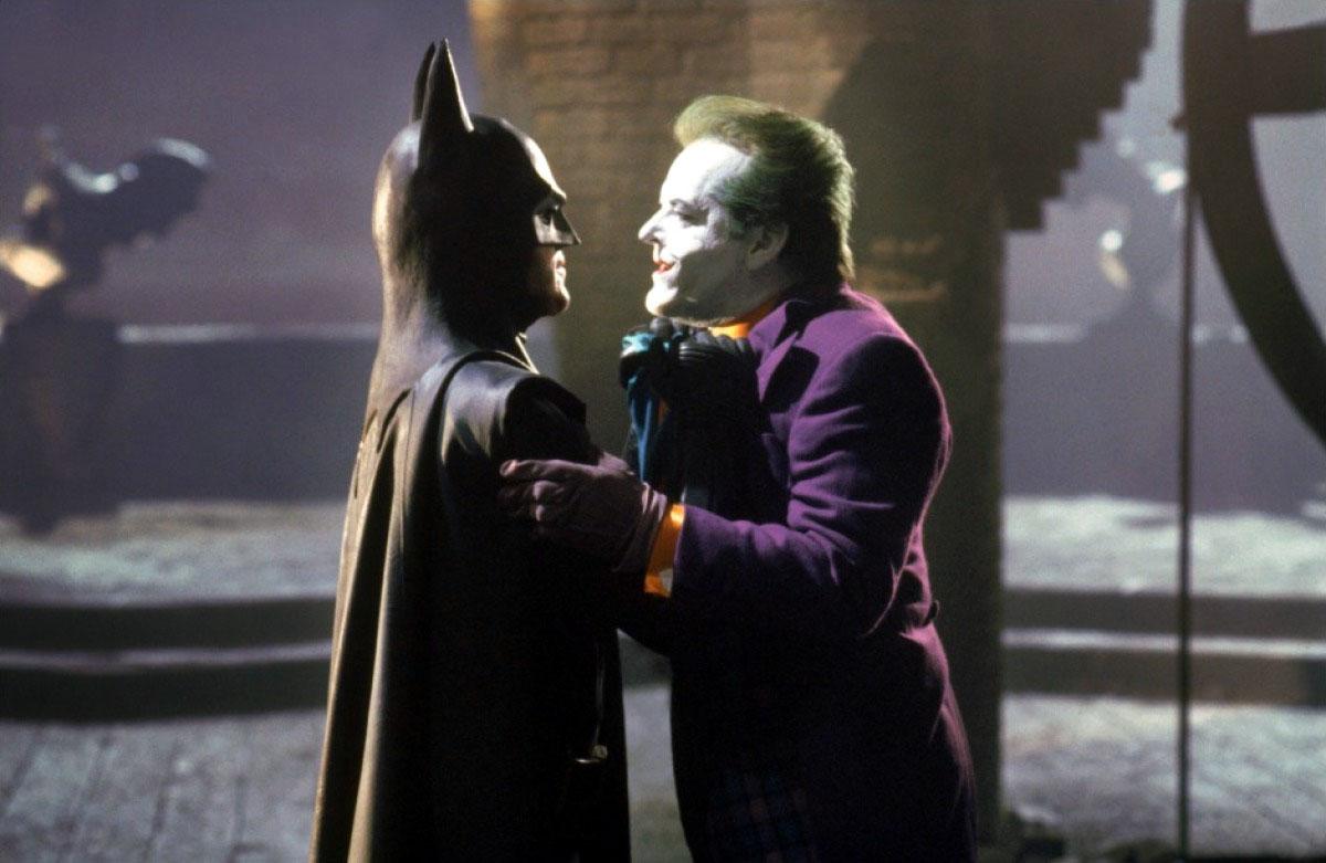 Batman, Joker, Jack Nicholson