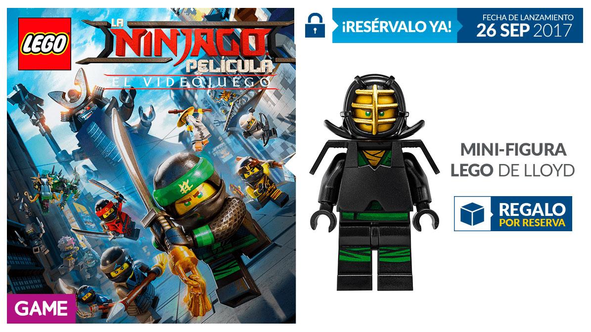 LEGO en GAME