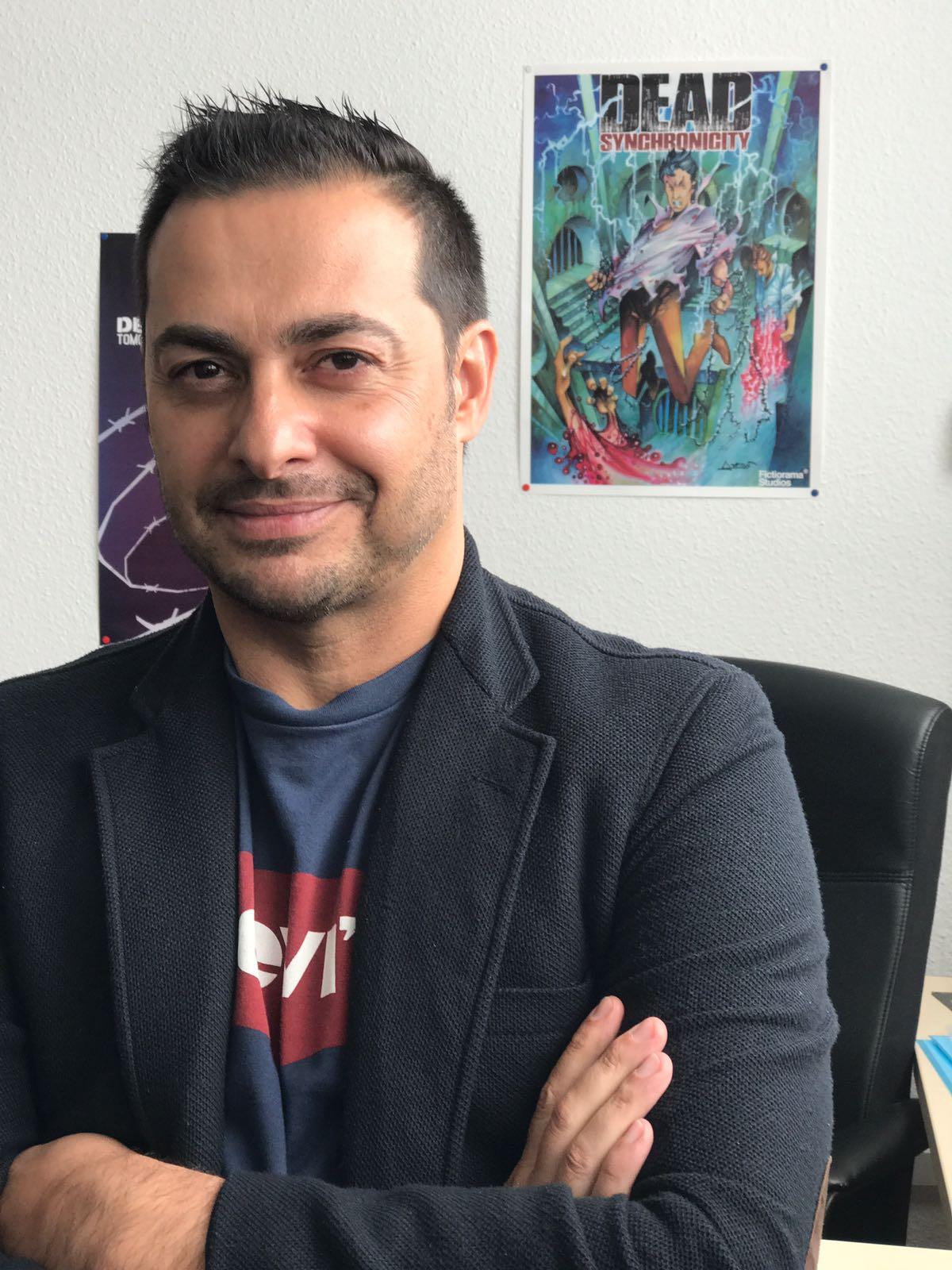 Luis Quintans, presidente DEV