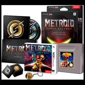 Metroid legacy