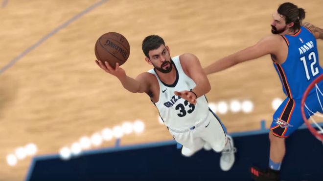 NBA 2K18 mejores jugadores