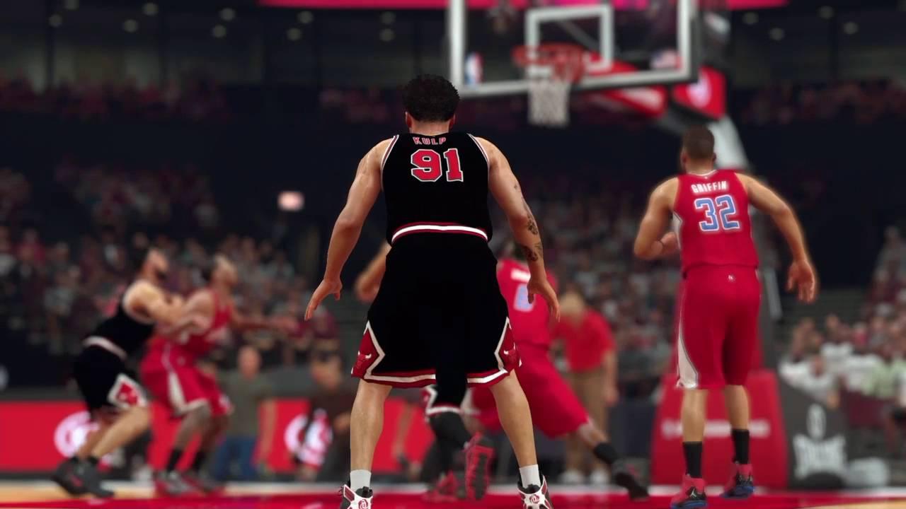 NBA 2K18 tiros