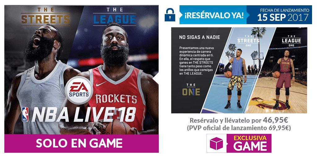 NBA Live 18 GAME