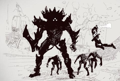 Personaje Destiny en Destiny 2 2