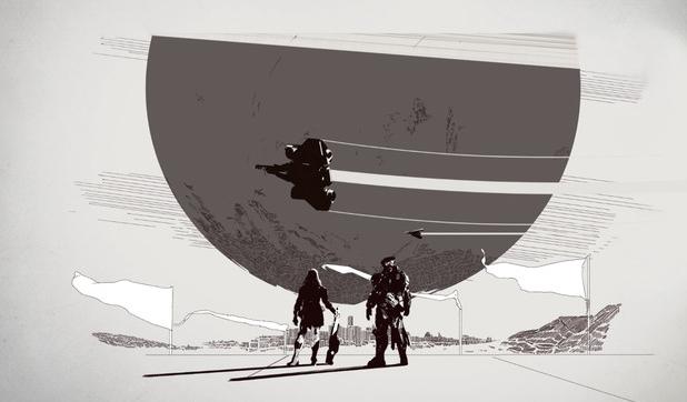 Personaje Destiny en Destiny 2