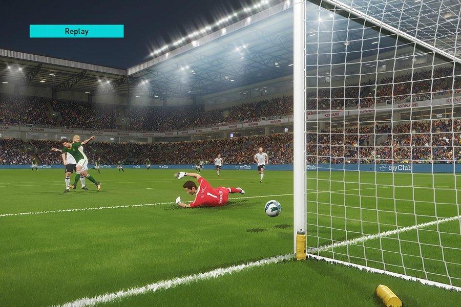 PES 2018 Liga Máster