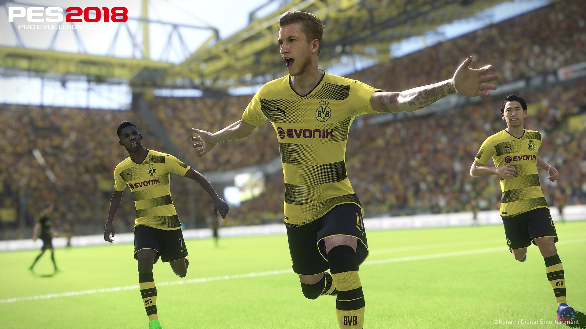 FIFA 18 Vs. PES 2018 - Comparativa de los dos juegos de fútbol del ... 0f6e12f1938f0