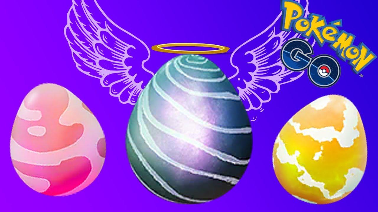 Pokémon Go huevos incursiones