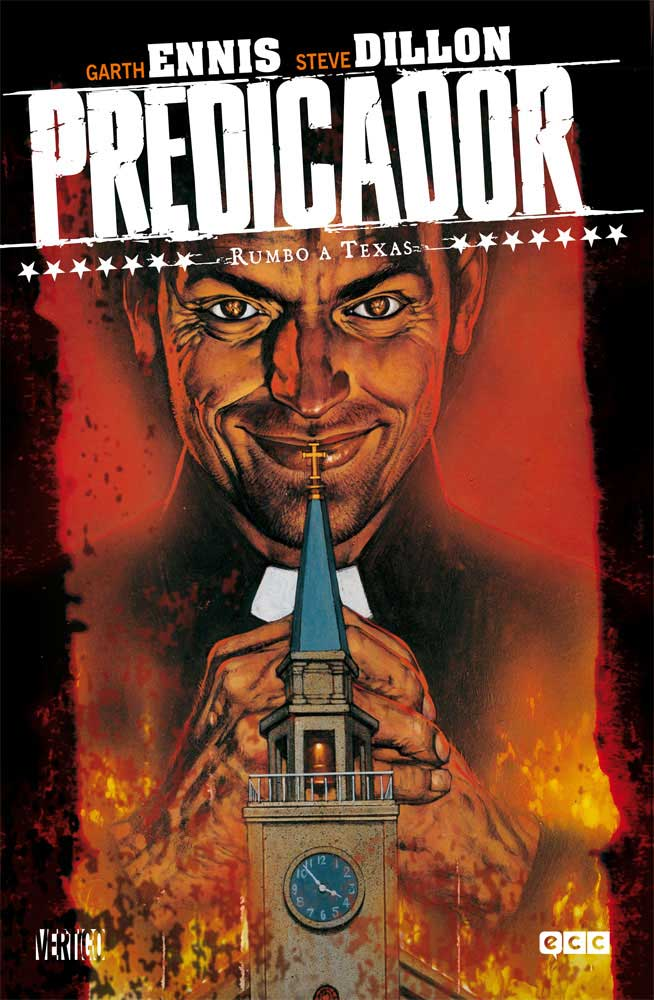 Predicador vol. 1: Rumbo a Texas, de Garth Ennis
