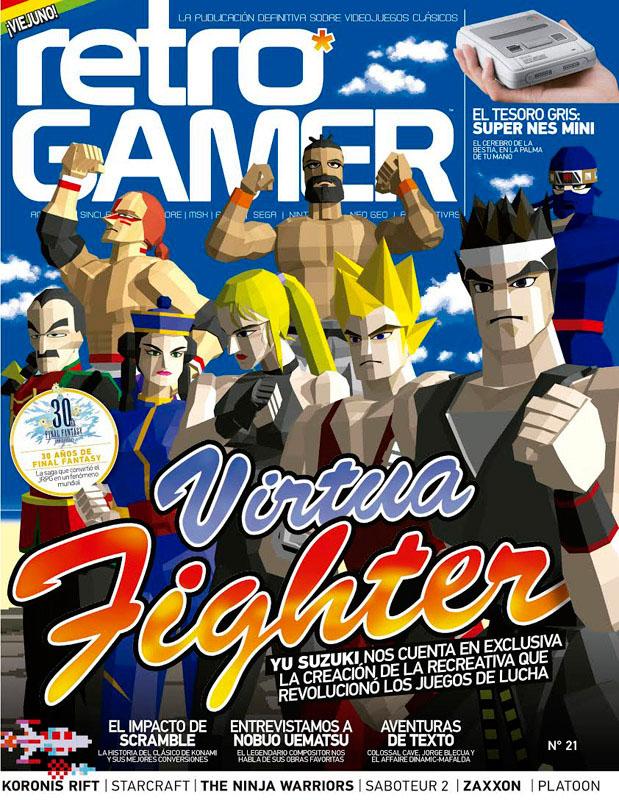 Retro Gamer 20