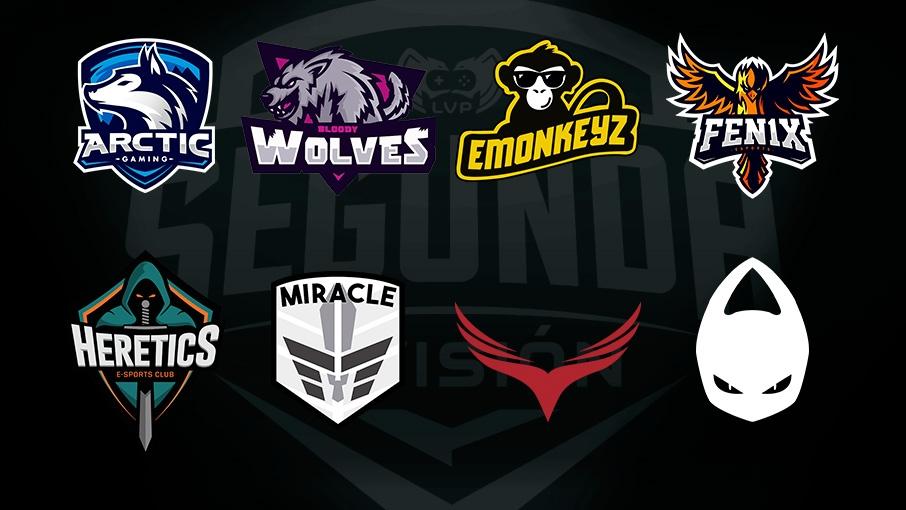 segunda división league of legends