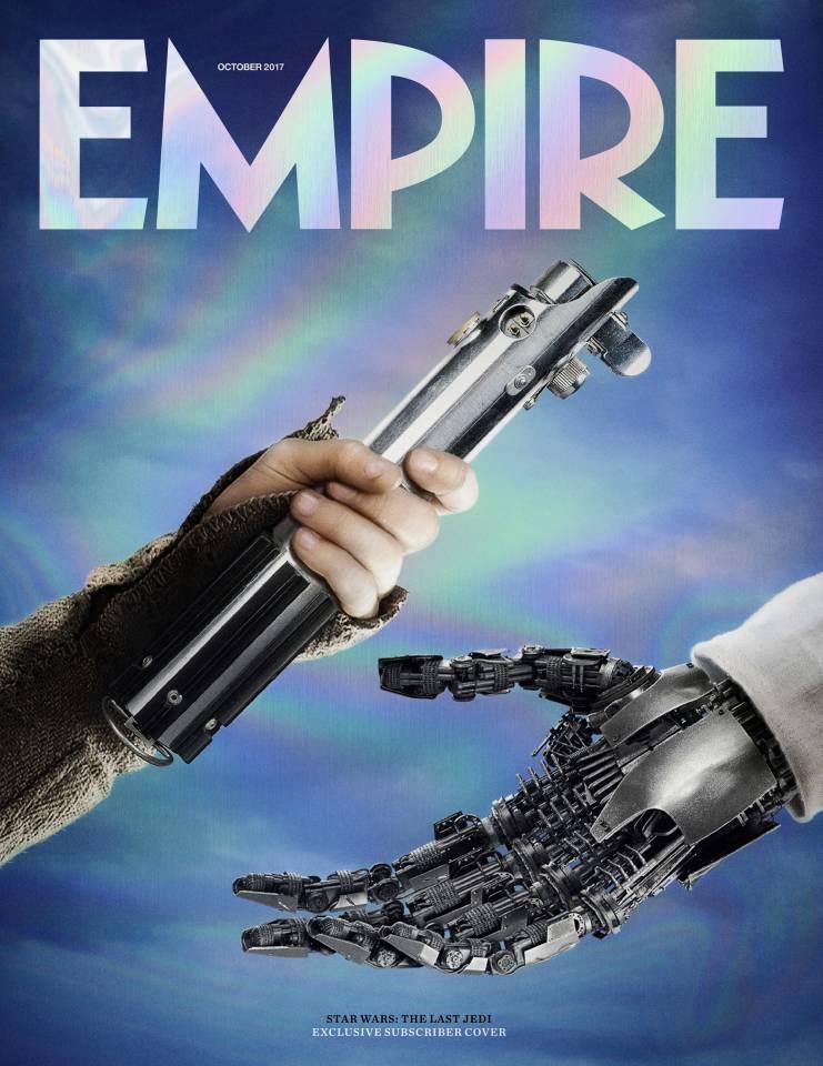 Empire, Rey, Luke