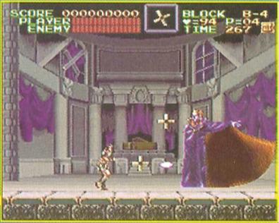 Super Castlevania IV SNES Mini