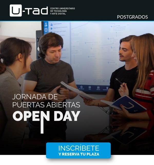 U Tad Open Day