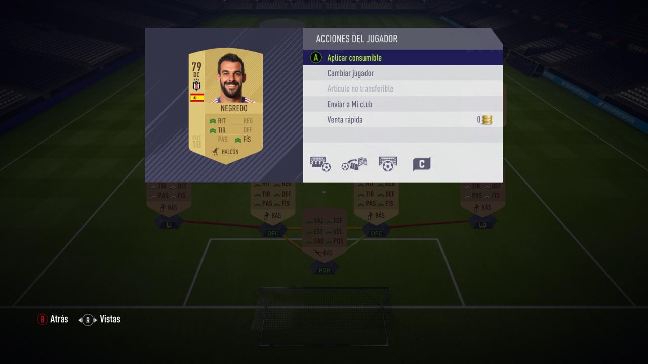 Qué son y cómo funcionan los estilos de química en el modo Ultimate Team de FIFA 18