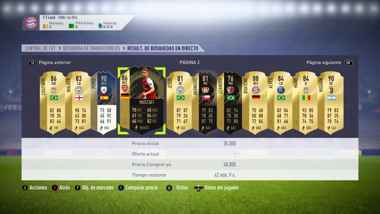 Los mejores trucos para conseguir monedas en el Ultimate Team de FIFA 18