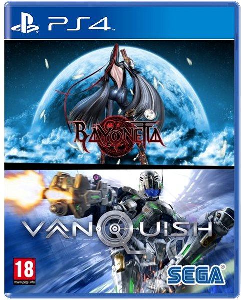 Vanquish y Bayonetta PS4