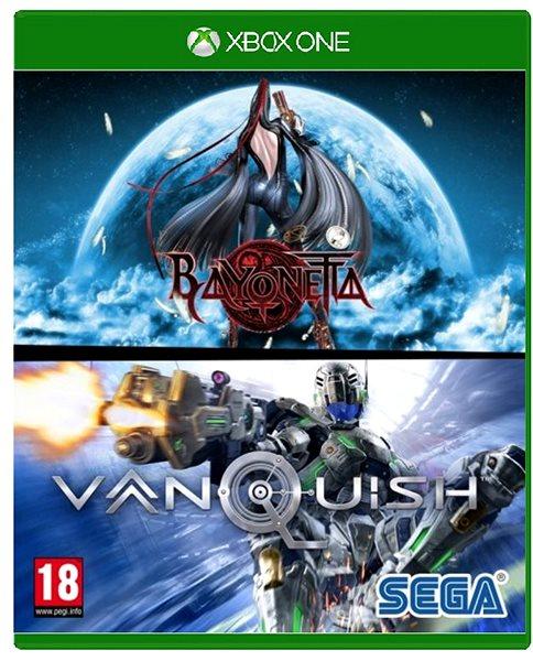 Vanquish y Bayonetta Xbox One