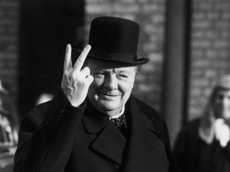 Winston Churchill (el verdadero)