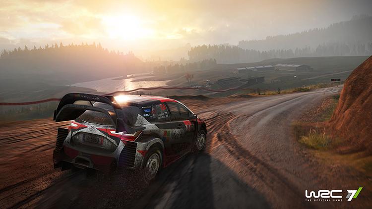 WRC 7 - Análisis 10