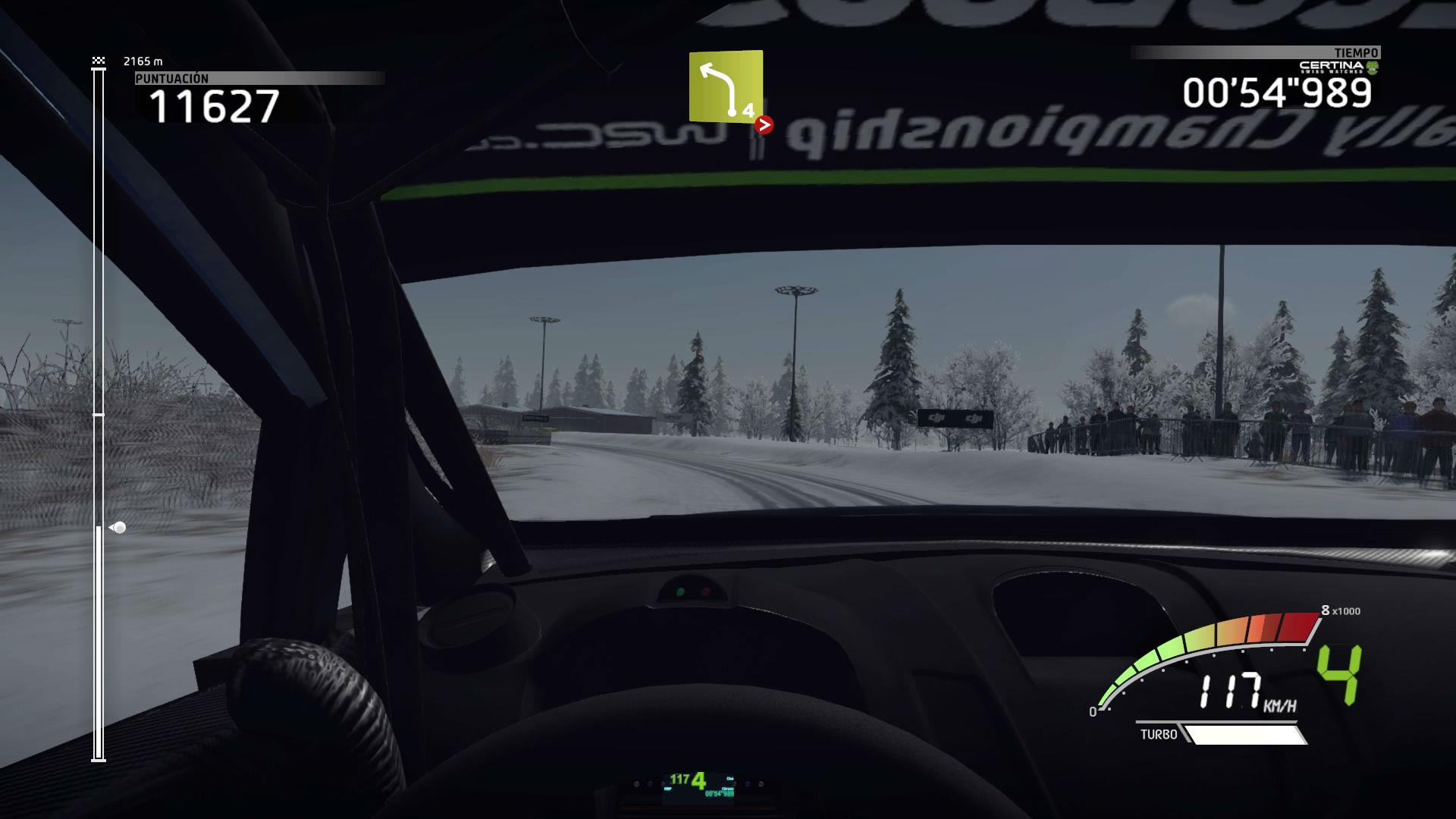 WRC 7 - Análisis 2