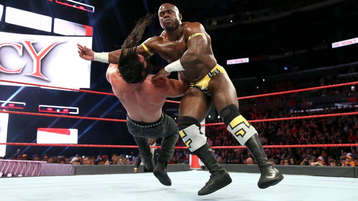 WWE No Mercy 2017 - Apollo Crews vs. Elias