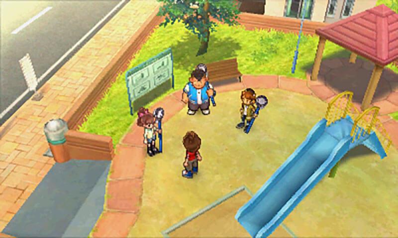 Yo-Kai Watch 2 Mentespectros amistad