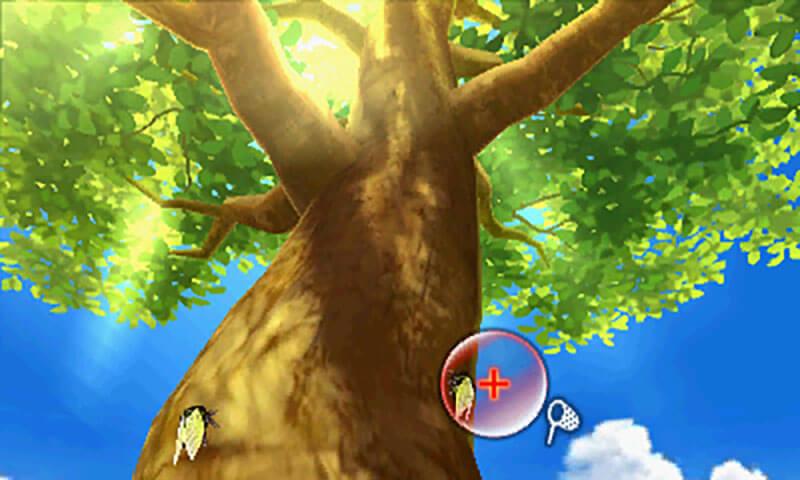 Yo-Kai Watch 2 Mentespectros lente